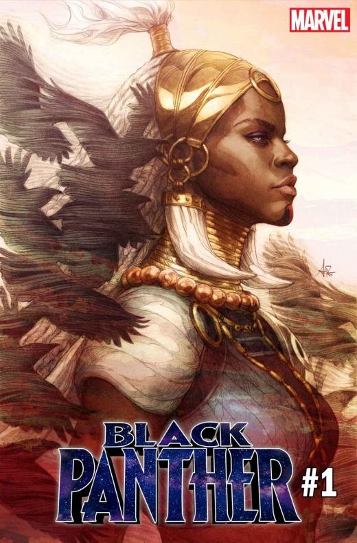 "Stanley ""Artgerm"" Lau Black Panther #1 (1)"