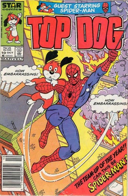 Top Dog Vol 1 10 Newsstand