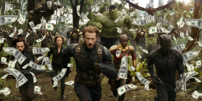 Avengers Infinity War Opening Weekend Box Office Sets All