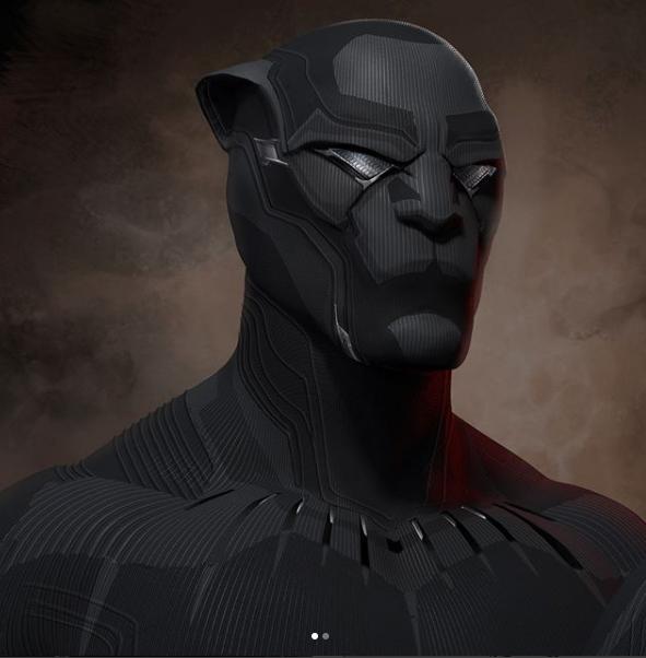 black panther design 2