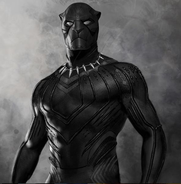 black panther design 3