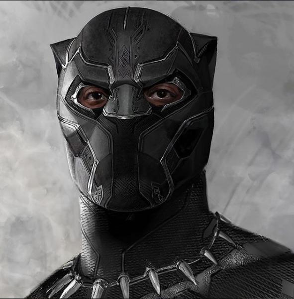 black panther design