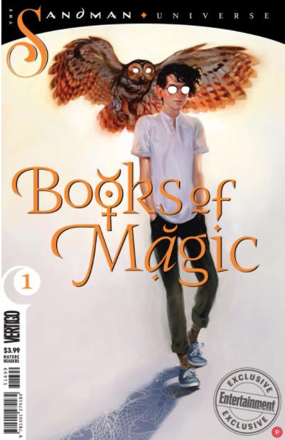 books gaiman