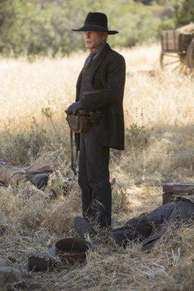 Westworld segunda temporada Ed Harris
