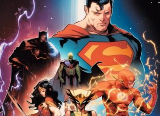 Scott Snyder 'Justice League'