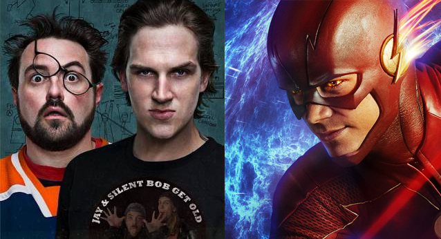 kevin smith jason mewes the flash