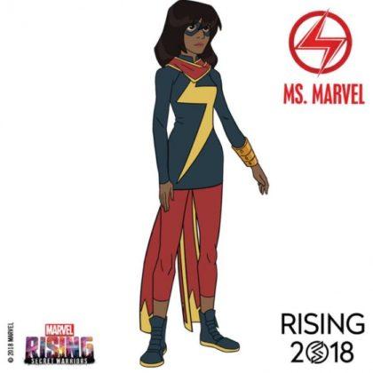 marvel rising ms marvel