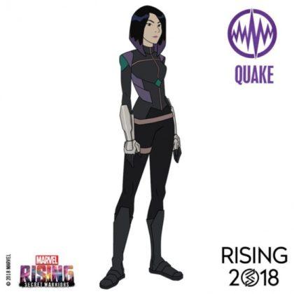marvel rising quake