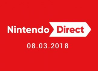 Nintendo Direct del 8 de marzo