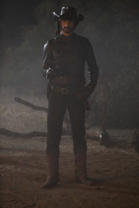 Westworld segunda temporada Rodrigo Santoro