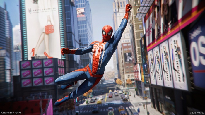 spidey ps4