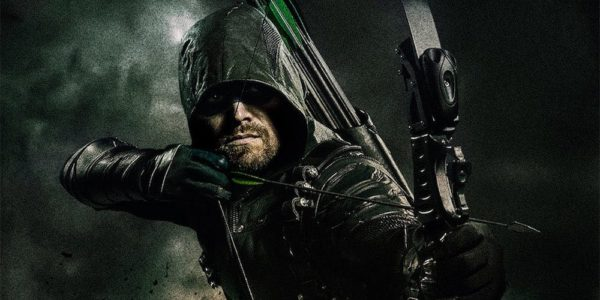 Arrow Poster temporada 6