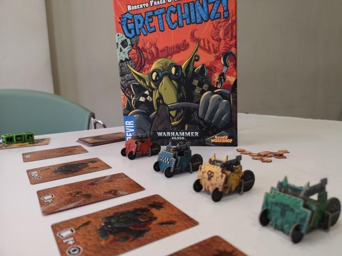 Gretchinz!: Devir nos lleva al mundo de Warhammer 40000