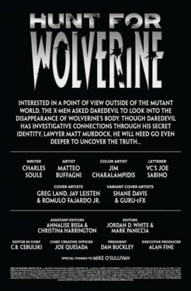 Hun for Wolverine 1