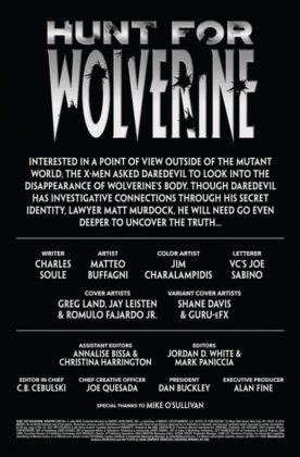 Hun for Wolverine 1