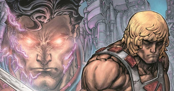 Injustice and he-man
