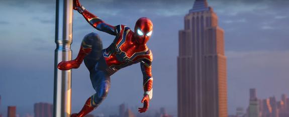 Nuevo Trailer Del Juego De Spiderman Para Ps4 Revela El Iron Spider