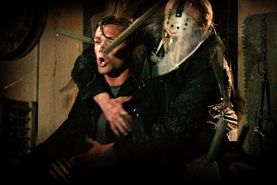 Jason ataca