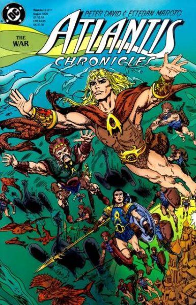 Las crónicas de Atlantis