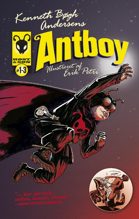 Libro Antboy