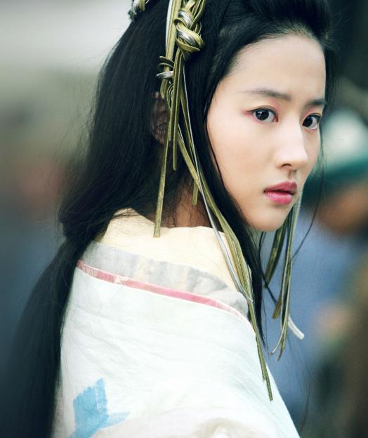 Liu Yifei Mulan