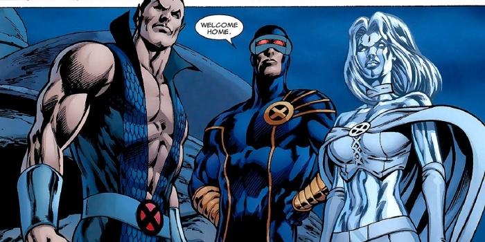 Namor y X-Men