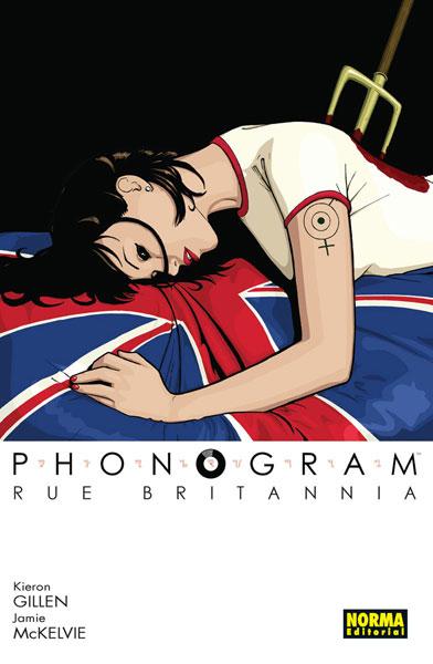 Portada de Phonogram