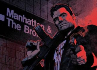 Punisher #1 encabezado