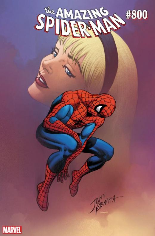 Spiderman Romita Sr
