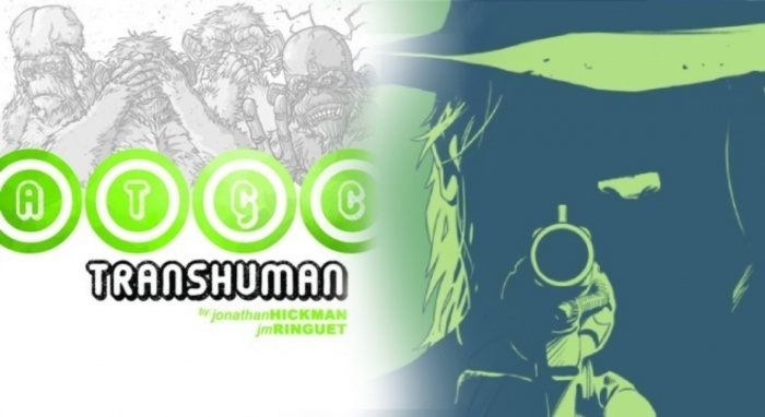 Transhuman y East of the west