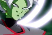 Zamasu y black Goku fusion