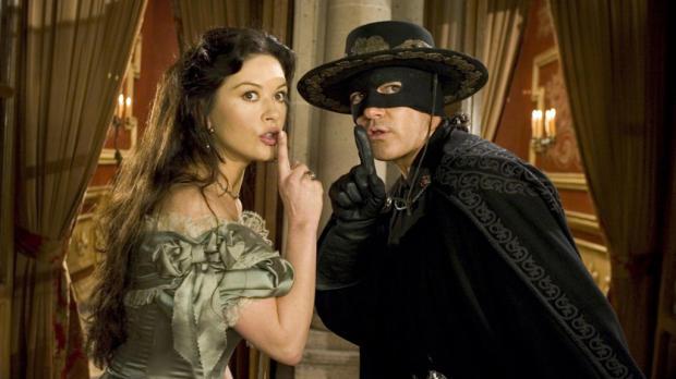 Zorro y Elena