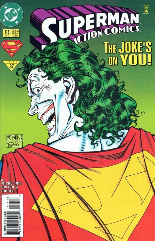 action comics 714