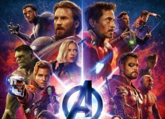 Avengers 3 Imax
