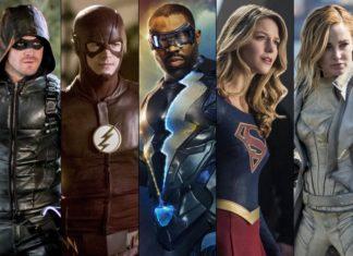 Superhéroes CW