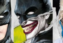 dc batman joker harley