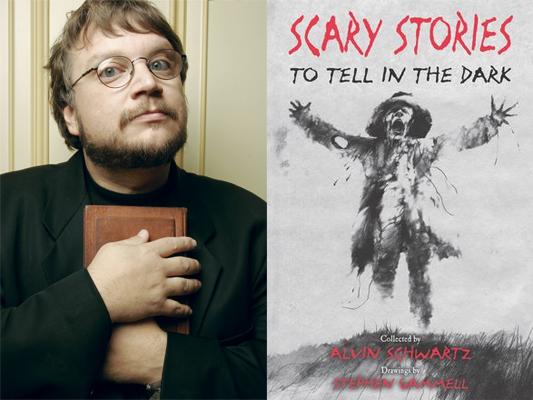 del toro scary stories
