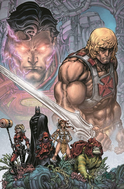 Injustice he-man crossover