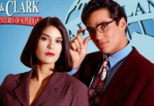 Lois y clarke: las nuevas aventuras de superman