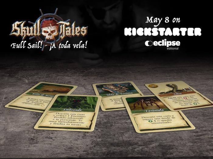 skull Tales W cartas busqueda