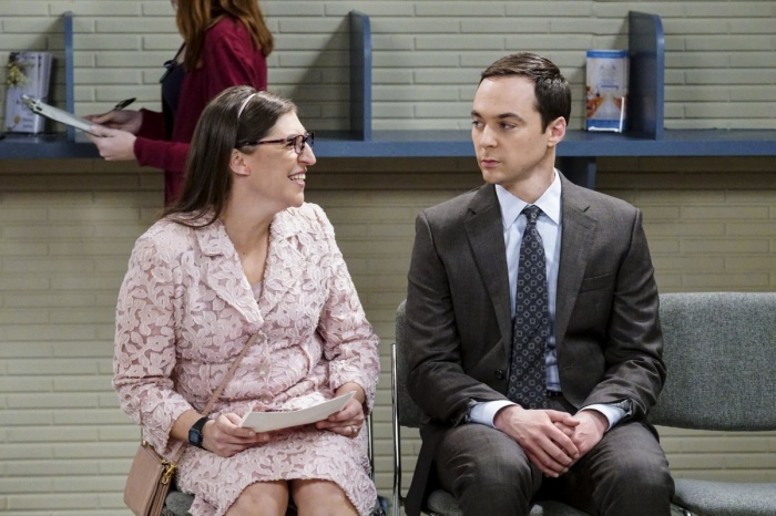 Big Bang Theory Sheldon Amy