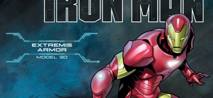 Iron Man Tonys Stark destacada