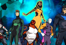 Artwork young justice