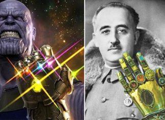 Thanos y Franco