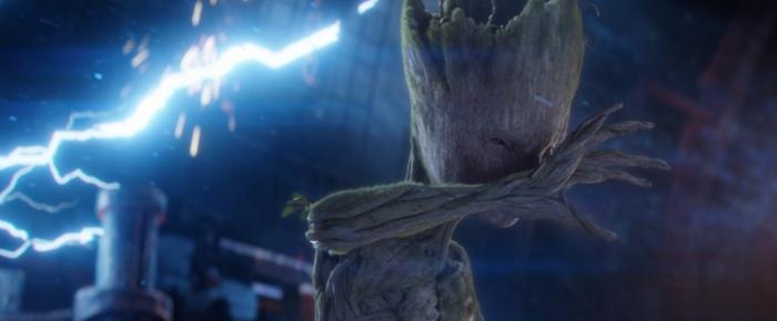 Infinity War - Groot Stormbreaker