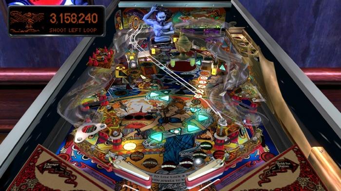 Pinball Arcade Mesa