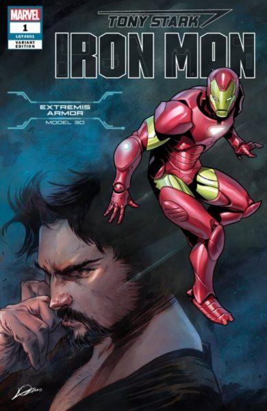 Tony Stark Iron Man Extremis