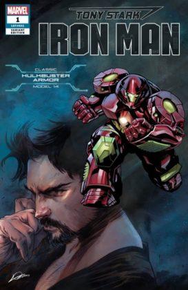 Tony Stark Iron Man Hulkbuster