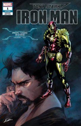 Tony Stark Iron Man IronMan2020