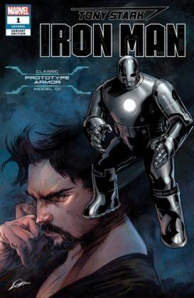 Tony Stark Iron Man Protoype